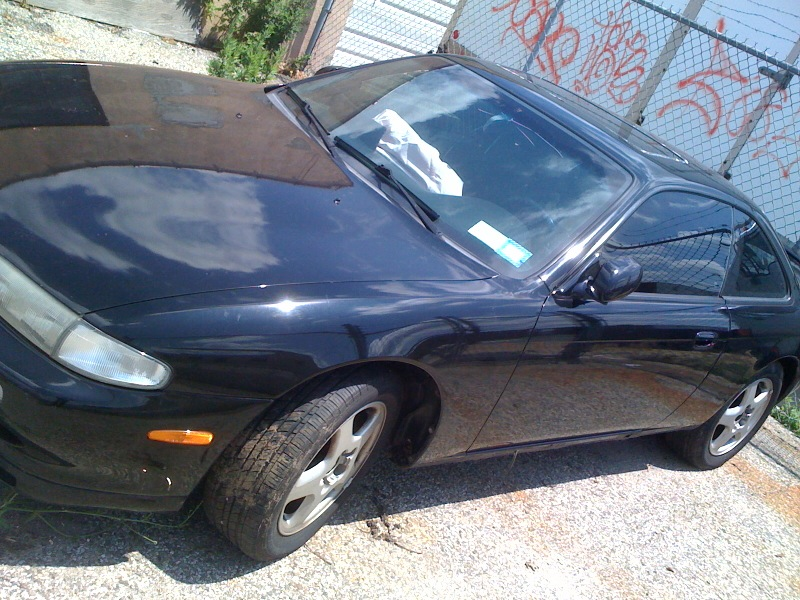 Ny 1995 s14 complete partout se sunroof 5lug 5spd swap for 1995 nissan 240sx window switch